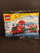 New In Pack Lego Seasonal Christmas Train 40034 Fast Shipping