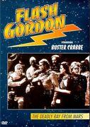 The Original Flash Gordon Collection - The Deadly Ray From Mars Dvd, 2002 Oop