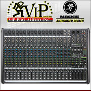 New Mackie Profx22v2 22-channel Mixer Board With Effects, 48v Phantom Power