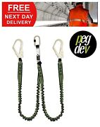 Personal Protective Equipment Ppe 1.5mtr Lanyard Y-shock Absorb Hghsfa3080015bs