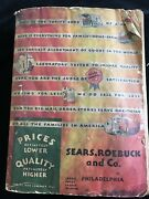1931 Sears Roebuck And Co. Catalog Spring And Summer