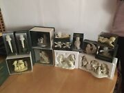 Lot Of 15 Dept 56 Snowbabies Retired Collection In Original Boxes