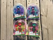 """Mini Lalaloopsy Doll Bijou Dazzle Glitter Charms Vintage Collectable 3"""" Doll Lot"""