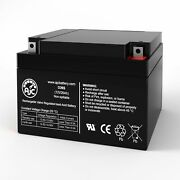 Shampaine 5100b Surgical Table 12v 26ah Medical Replacement Battery