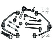 New 12pc Upper Control Arm Ball Joint Kit For Ford Expedition F150 2wd Rwd