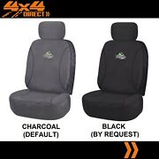 Single 18oz Waterproof Canvas Car Seat Cover For Morgan Roadster