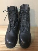 Wildland Firefighting Boots Vibrant Sole Size 9