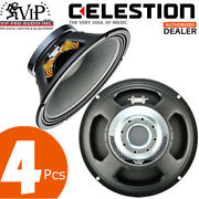4pcs Celestion 12 Inches Professional Speaker Tf1230 Lf Chassis Ferrite 600w