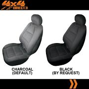 Single Padded Velour Seat Cover For Land Rover Discovery Sport