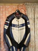 Motorcycle Racing Leather Suit Used