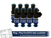 2150cc Fuel Injector Clinic Injector Set For Mustang Gt500 And03907-and03912 High-z