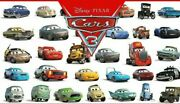 Disney Pixar Cars 1, 2 And 3 Diecast Huge Selection Free Shipping Choose