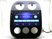 10.1 Android Os 3g/wifi Bt Usb Car Stereo Radio Gps Navigation For Jeep Patriot