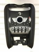 07-10 Mini Cooper R55 R56 Ac Climate Control And Master Window Switch Oem 2752899