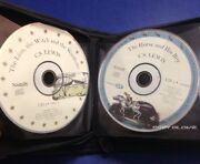 The Chronicles Of Narniacomplete 7 Audiobook Cd Series Setcs Lewiswallet Case