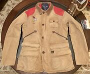 Gentlemanandrsquos Rugged Jacket And Reversible Vest Size Large New W Tags