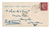 Charles Dickens Autograph Envelope - A Tale Of Two Cities - Bold Writing