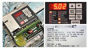 Reliance Electric Gv3000 5 Hp 5v4150 Ver 5.02 Inverter Tested Good No Cover-