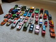 Hot Wheels Matchbox And Others Vintage Lot.