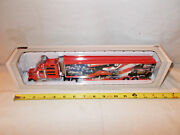 Case Ih Roberts Pulling Team Freightliner Semi By Speccast 1/64th Scale