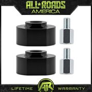 2 Front Leveling Lift Kit Fits 1983-1996 Ford Ranger 4wd 4x4 All Roads Black