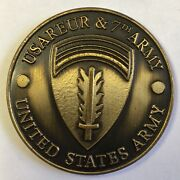 Usareur And 7th Army Unit Maintenance Commanders Award Berlin Wall 80s Germany