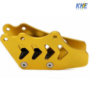 Gold Rear Sprocket Cover Chain Guard Guide For Yamaha Yz250f Yz450f 2007-2014