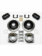 Wilwood Disc Brakes Rear Dynapro Low Profile Park Brake Drilled S..140-11403-d