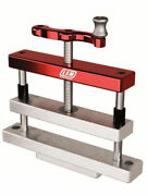 Lsm Double Wide Stacker Rod Vise. 7.680 W X 2.250andrdquo Tall Rv-100
