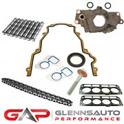 Customizable Ls Camshaft Installation Package - Choose Your Components