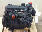 Used Kubota V 1305-be 25.0hp Non-turbo Charged Diesel Engine Br 20185