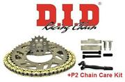 Sherco Sef 300 4 Stroke 10-11 Did Chain And Sprocket Kit + P2 Kit