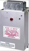 Phase-a-matic Pam-1800hdes Static Phase Converter, 12 - 18 Hp