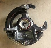69 70 Cadillac Eldorado Spindle Knuckle Assembly Rebuilt Right Front 376r G119
