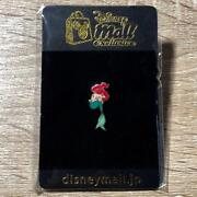 Disney Mall Japan Ariel The Little Mermaid Pin Le Limited Exclusive Plush Doll