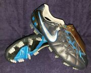 Nike Total90 Laser Iii K-leather Soccer Cleats / Shoes - Us 11