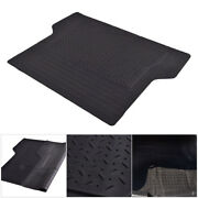 Black Car Suv Trunk Cargo Boot Liner Mat Tray Carpets Flexible Trim All Weather