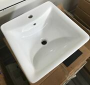 Porcher 15081-00.001 Cirque Above Counter Basin Only Vessel Sink-local Pick Up