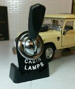 Lucas Switch Cabin Lights Lamps And Tab Freeman Classic Cabin Cruiser Boat Yacht