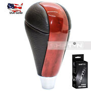 Red Walnut Gear Shift Knob For Lexus Is250 Es350 Gs350 Rx450h Is350 Gs300 Cbcr