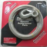Powerwinch 7186600aj Cable 3/16 X 25 Ft With Hook 18721