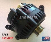 350 Amp 7768 Alternator Ford Mazda High Output Performance Hd New Made In Usa