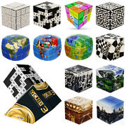 V-cube Challenging Collection 2x2 And 3x3 Brainteaser Cubes