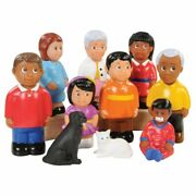 Kaplan Early Learning Friends And Family 5 High Pretend Play - Set Of 10
