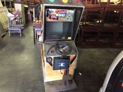 Speedway Arcade Driving Video Game By Chicago Coin