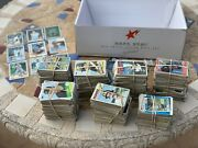 Lot Of Vintage Baseball Cards Tops/fleer Approximately 1400 Cards