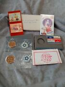 1974 John Adams Bicentennial Commemorative Medal And First Day Cover Stamp