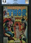 The Might Thor 335 Cgc 9.8 75¢ Canadian Price Variant Marvel Comics