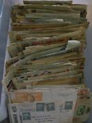 Edw1949sell Worldwide Censored Covers Hoard Of 529 Items Many Diff. Countries