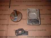 Used - John Deere C1200 - Trimmer - Clutch Drum Crank Cover And Manifold